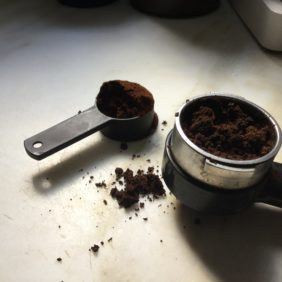 Beyond the espresso –  The hidden value of spent coffee ground