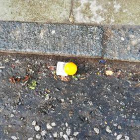 Why I Take Photos of Food on the Sidewalk