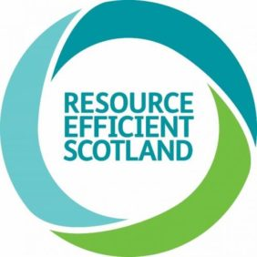 resource efficient scotland logo